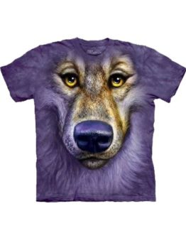 T-shirt - Mountain Friendly Wolf