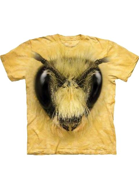 T-shirt - Mountain Bee Head