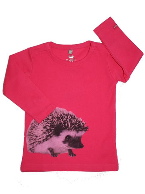 T-shirt - Claire Pindsvin Pink
