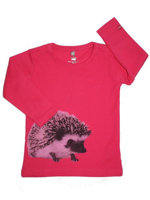 T-shirt - Claire Pindsvin Pink