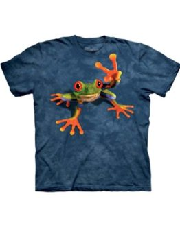 T-shirt - Mountain Victory Frog