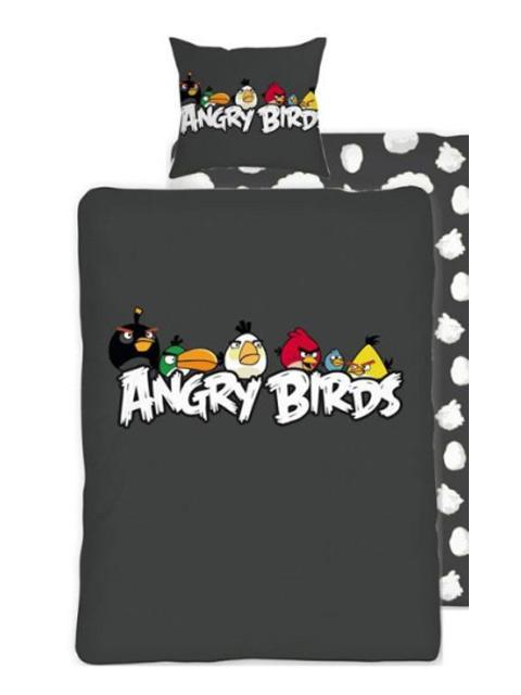 Sengetøj - Angry Bird
