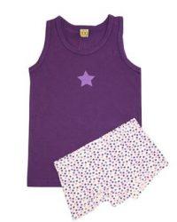 Undertøjssæt - Celavi Jewel Star