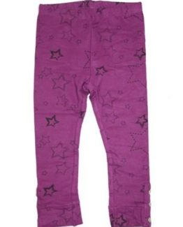 Leggings - Me Too Stars Purple
