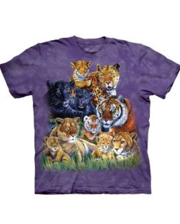 T-shirt - Mountain Mom n Cub