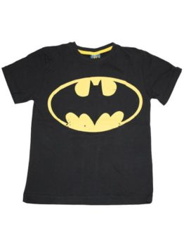 T-shirt - Batman Black