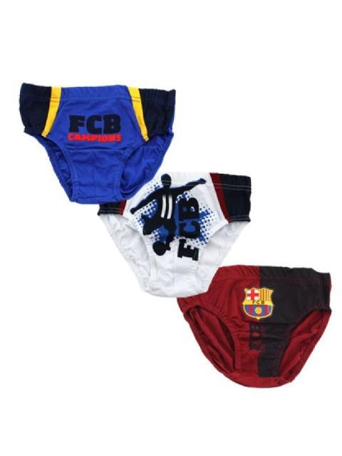 Briefs - FC Barcelona 3-pak