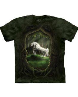 T-shirt - Mountain Unicorn Glade
