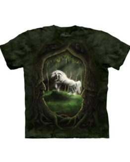 T-shirt - Mountain Unicorn Glade