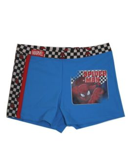 Badeshorts - Spiderman Blå