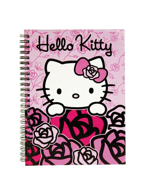 Notesbog - Hello Kitty