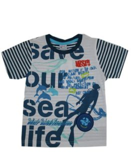 T-shirt - WSP Kids Sea Life