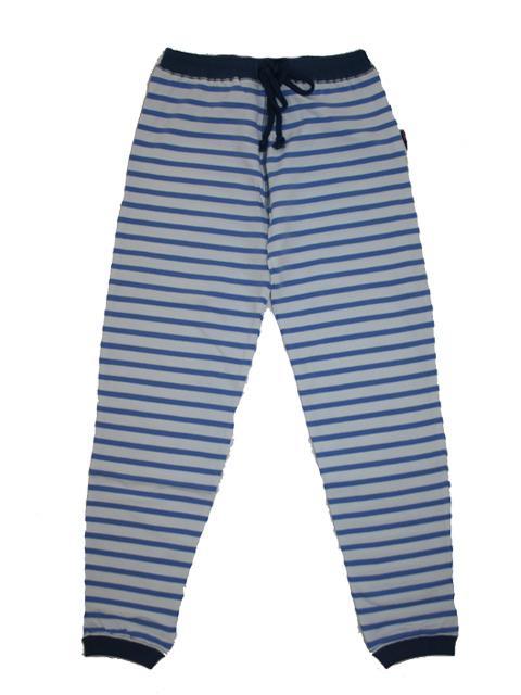 Natbukser - Mungo Blå Str.