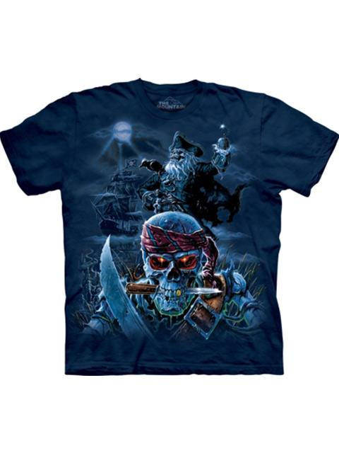 T-shirt - Mountain Zombie Pirates