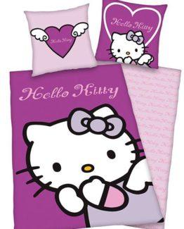 Sengetøj - Hello Kitty