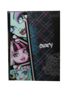 Dagbog - Monster High