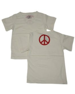 T-shirt - Krista Lynggaard Hvid