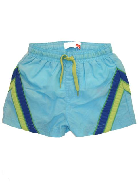 Badeshorts - Name It Zeb blue