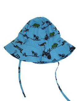 Hat - Snoozy Blue Farm