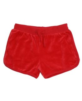Shorts - Me Too Velour Lollipop