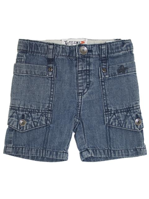 Shorts - Name It Peak Grey