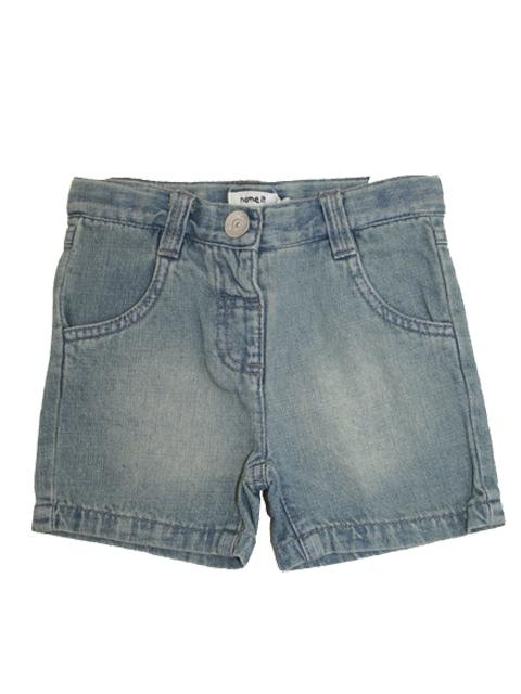 Shorts - Name it Light Denim