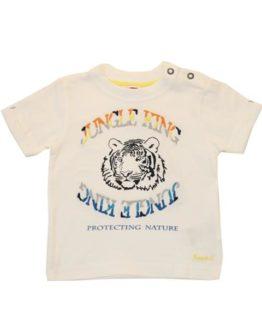 T-shirt - name It Rune White
