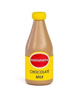MaMaMeMo Chokolade Mælk - Flaske