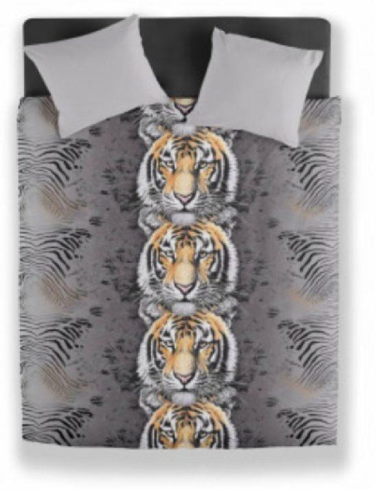 tiger,sengetøj